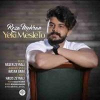 دانلود آهنگ جدید رضا مهران یکی مثل تو
