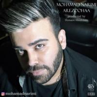 دانلود آهنگ جدید محمد نریمی آرزوها