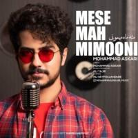 دانلود آهنگ جدید محمد عسکری مثه ماه میمونی