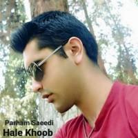 دانلود آهنگ جدید پرهام سعیدی حال خوب