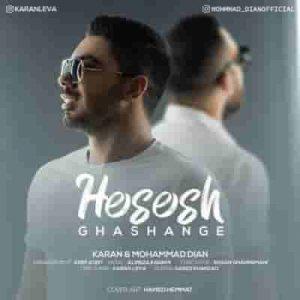 دانلود آهنگ جدید کاران و محمد دیان حسش قشنگه