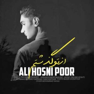 دانلود آهنگ جدید علی حسنی پور از تو گذشتم