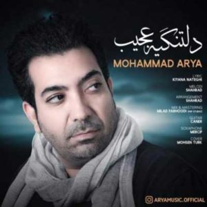 دانلود آهنگ جدید محمد آریا دلتنگیه عجیب