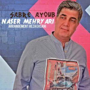دانلود آهنگ جدید ناصر مهریاری صبر ایوب