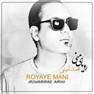 دانلود آهنگ جدید محمد امینی رویای منی